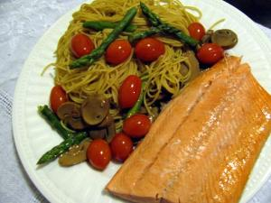 salmon-and-pasta