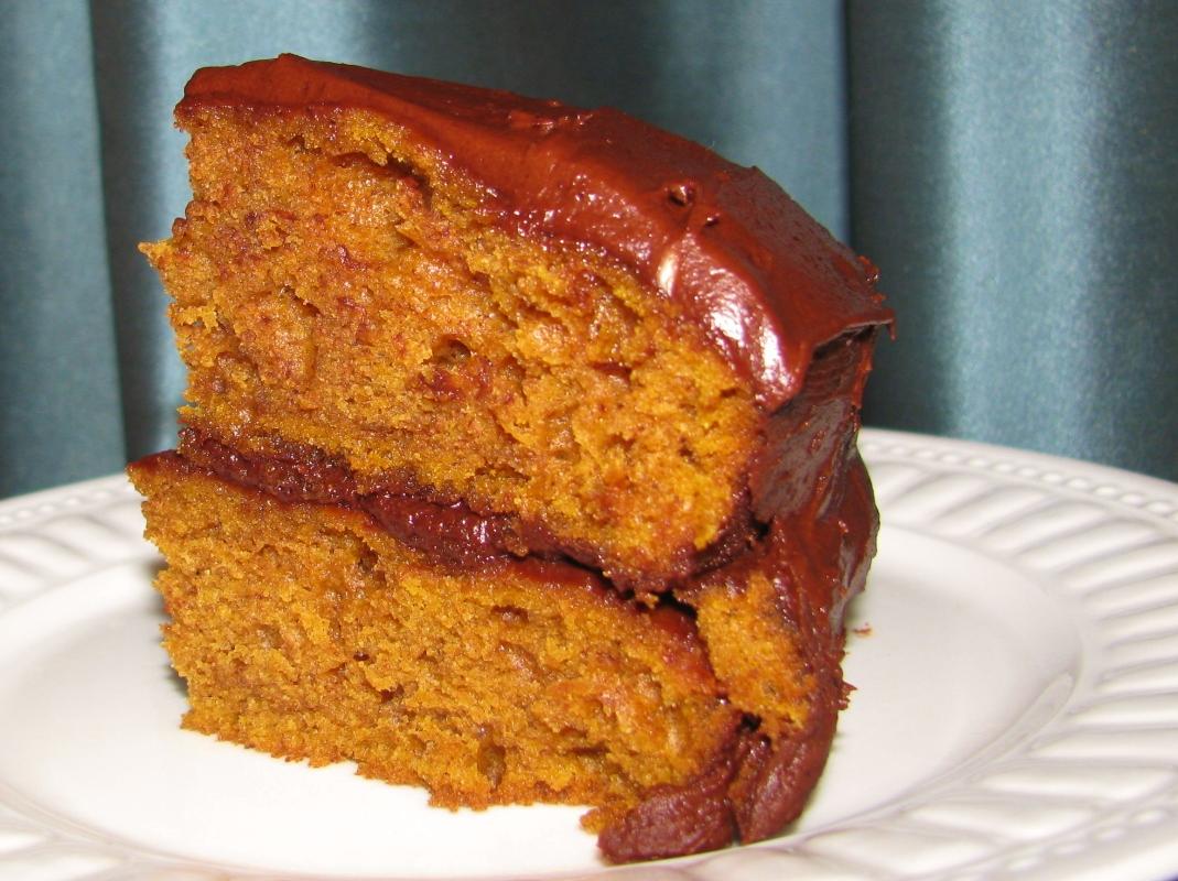 Pumpkin Spice Cake II Recipe — Dishmaps