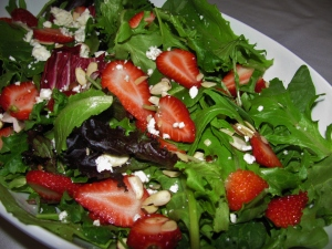 Strawberry Salad