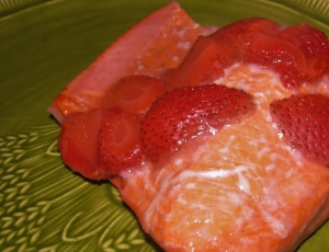 Strawberry Salmon