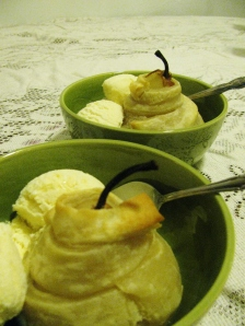 Pears in Pastry