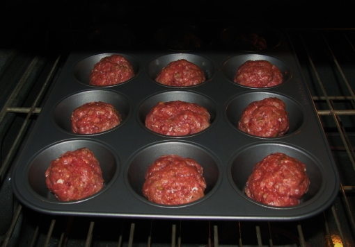 Meatballs in the Oven