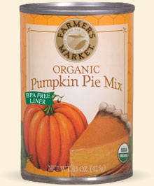 Pumpkin Pie Mix