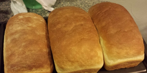 3 Loaves of Bread