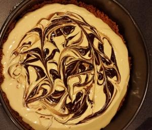 Espresso Cheesecake Part 1